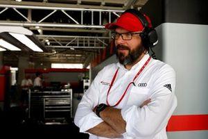 Chris Reinke, Head of Audi Sport Customer Racing