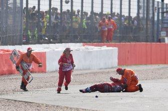 Andrea Dovizioso, Ducati Team kazadan sonra