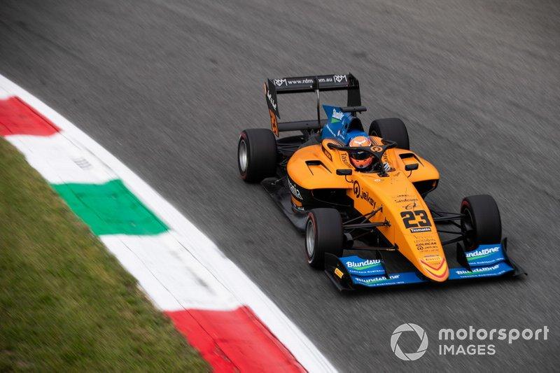Alexander Peroni, Campos Racing