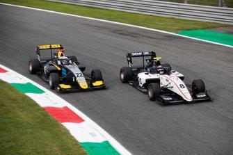 Fabio Scherer, Sauber Junior Team by Charouz and Ye Yifei, Hitech Grand Prix