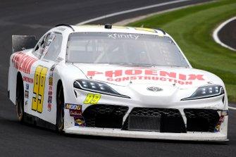 Stefan Parsons, B.J. McLeod Motorsports, Toyota Supra Phoenix Construction