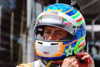 Pole winner #54 CORE autosport Nissan DPi, DPi: Colin Braun
