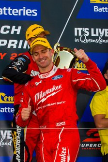 2. Will Davison, 23Red Racing Ford