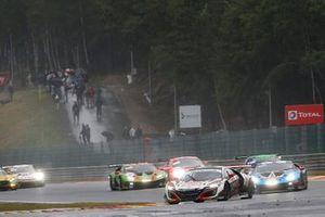 #30 Honda Team Motul Honda Acura NSX GT3 2019: Mario Farnbacher, Bertrand Baguette, Renger van der Zande