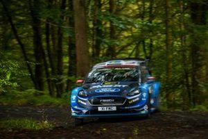 Pontus Tidemand, Ola Floene, M-Sport Ford WRT Ford Fiesta WRC
