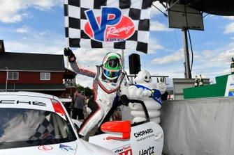 Ganadores #911 Porsche GT Team Porsche 911 RSR, GTLM: Patrick Pilet, Nick Tandy