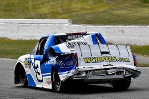 Jordan Anderson, Jordan Anderson Racing, Chevrolet Silverado Bommarito.com / WCIParts.com