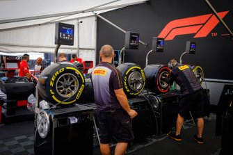 Pirelli workshop