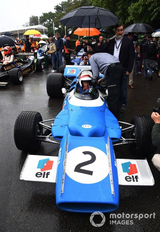 Jackie Stewart MatraMS80