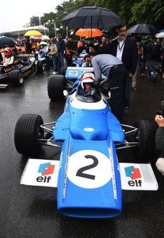 Jackie Stewart MatraMS80
