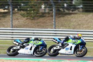 Jules Danilo, CIA Landlord Insurance Honda, Peter Sebestyen, SSP Hungary Racing