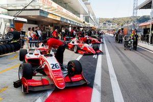 Маркус Армстронг и Джехан Дарувала, PREMA Racing