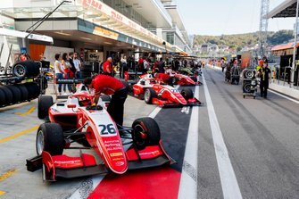 Marcus Armstrong, PREMA Racing and Jehan Daruvala, PREMA Racing