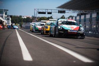 Box aberto, pista liberada para Porsche Carrera Cup