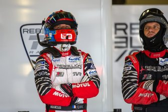 #3 REBELLION RACING - Rebellion R13 - Gibson: Loic Duval