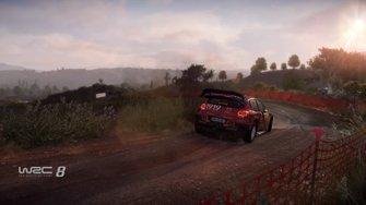 Imagen del WRC 8