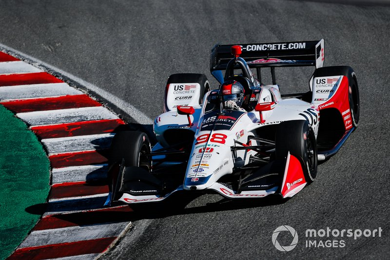 6. IndyCar: Colton Herta to Harding Steinbrenner Racing