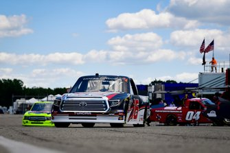 Austin Hill, Hattori Racing Enterprises, Toyota Tundra Hino, AISIN Group