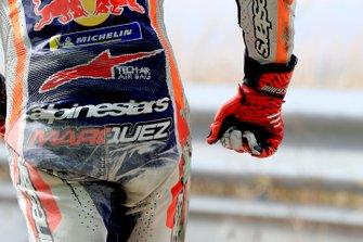 Marc Marquez, Repsol Honda Team na crash
