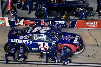 William Byron, Hendrick Motorsports, Chevrolet Camaro Liberty University