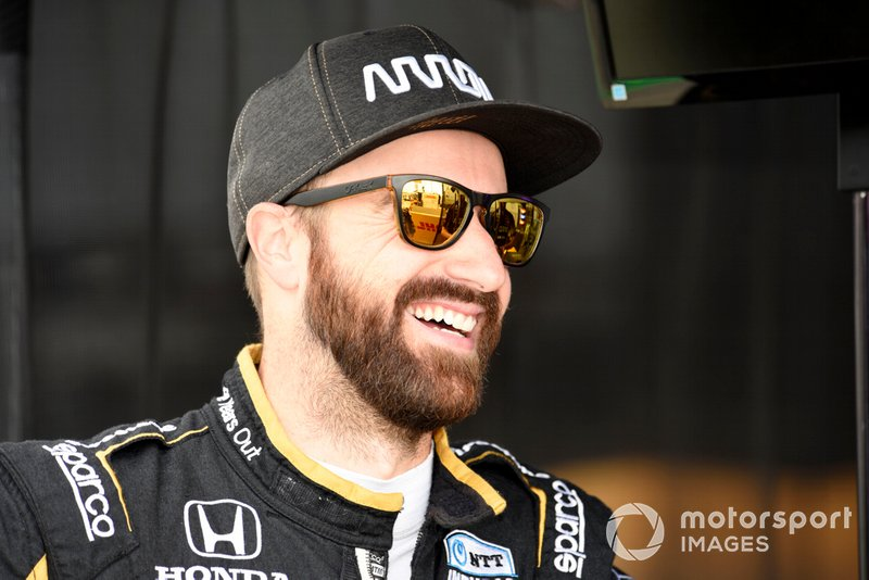 12 - James Hinchcliffe - 326