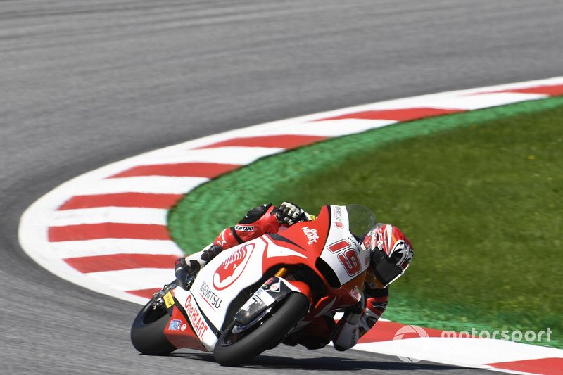Teppei Nagoe, Honda Team Asia