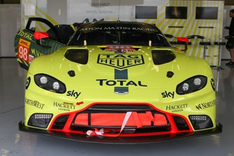 #98 ASTON MARTIN RACING - Aston Martin Vantage AMR: Paul Dalla Lana, Ross Gunn, Darren Turner