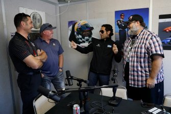Marshall Pruett podcast remembering the 20th anniversary of the death of Greg Moore. Paul Tracy, Max Papis, Dario Franchitti, Marshall Pruett and Mike Zizzo of IndyCar