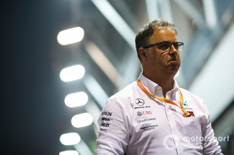 Ron Meadows, Sporting Director, Mercedes AMG