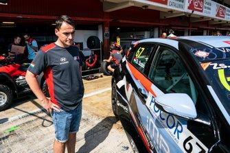 Norbert Michelisz, Team principal M1RA Motorsport