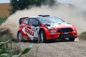 Piotr Parys, Daniel Siatkowski, Ford Fiesta Proto, RSMP, Rally Poland