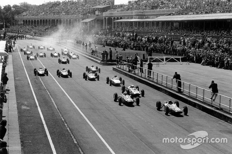 1962 Jim Clark, Lotus