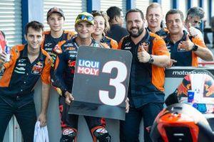 Jorge Martin, KTM Ajo, troisième des qualifications