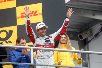 2. Mike Rockenfeller, Audi Sport Team Phoenix
