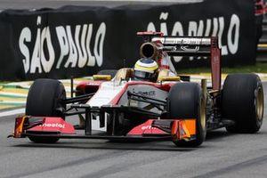 Педро де ла Роса, HRT Formula One Team HRT F112
