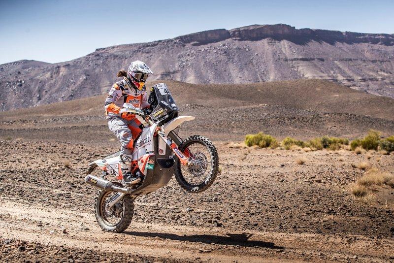 #44 KTM: Laia Sanz