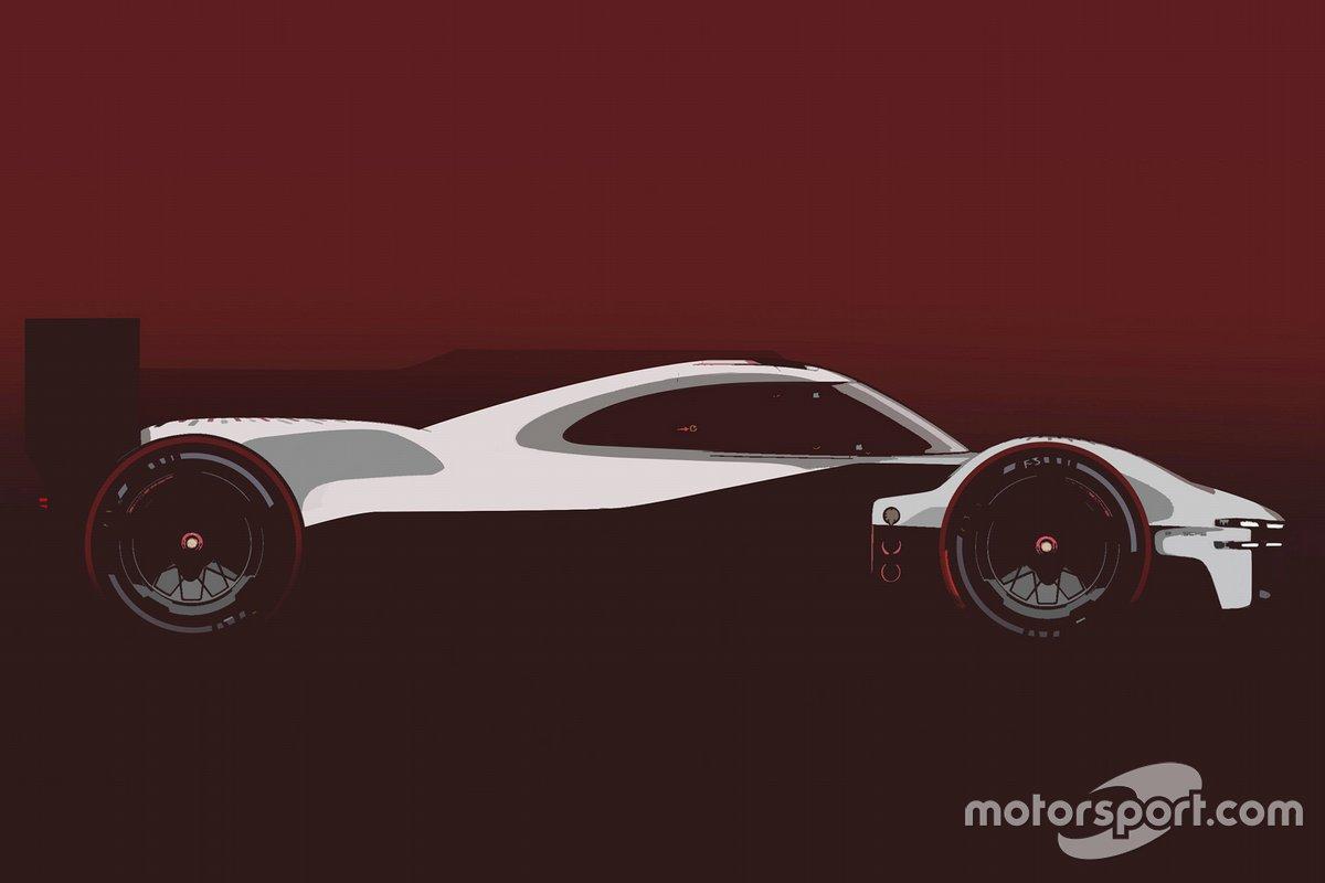Porsche Motorsport LMDh