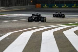 Valtteri Bottas, Mercedes F1 W11, George Russell, Mercedes F1 W11