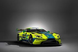 #97 TF Sport Aston Martin Vantage GT3: Ben Keating, Richard Westbrook, Charlie Eastwood, Maxwell Root
