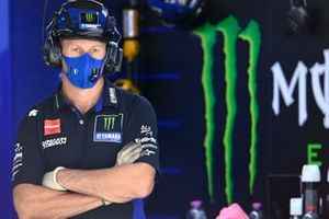 Yamaha Factory Racing team