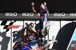 Race winner Miguel Oliveira, Red Bull KTM Tech 3
