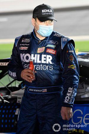 Ryan Newman, Roush Fenway Racing, Ford Mustang Kohler Generators