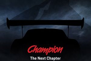 Teaser Champion pour Pikes Peak
