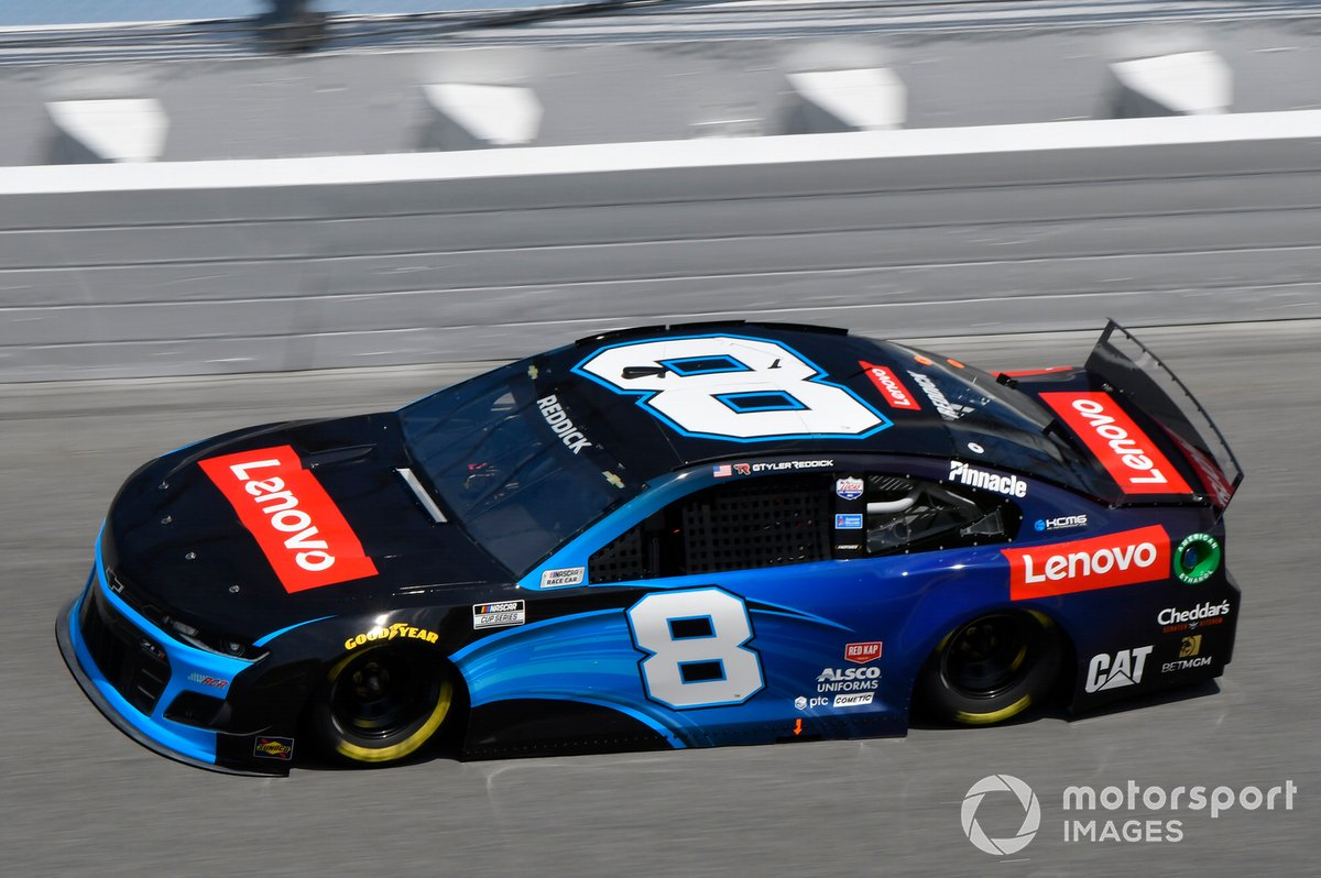 29. Tyler Reddick, Richard Childress Racing, Chevrolet Camaro