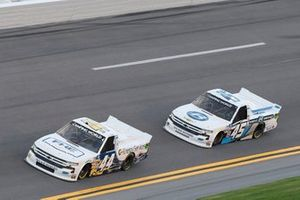 James Buescher, Niece Motorsports, Chevrolet Silverado FHE FracLock, Brett Moffitt, Niece Motorsports, Chevrolet Silverado Circle B Diecast