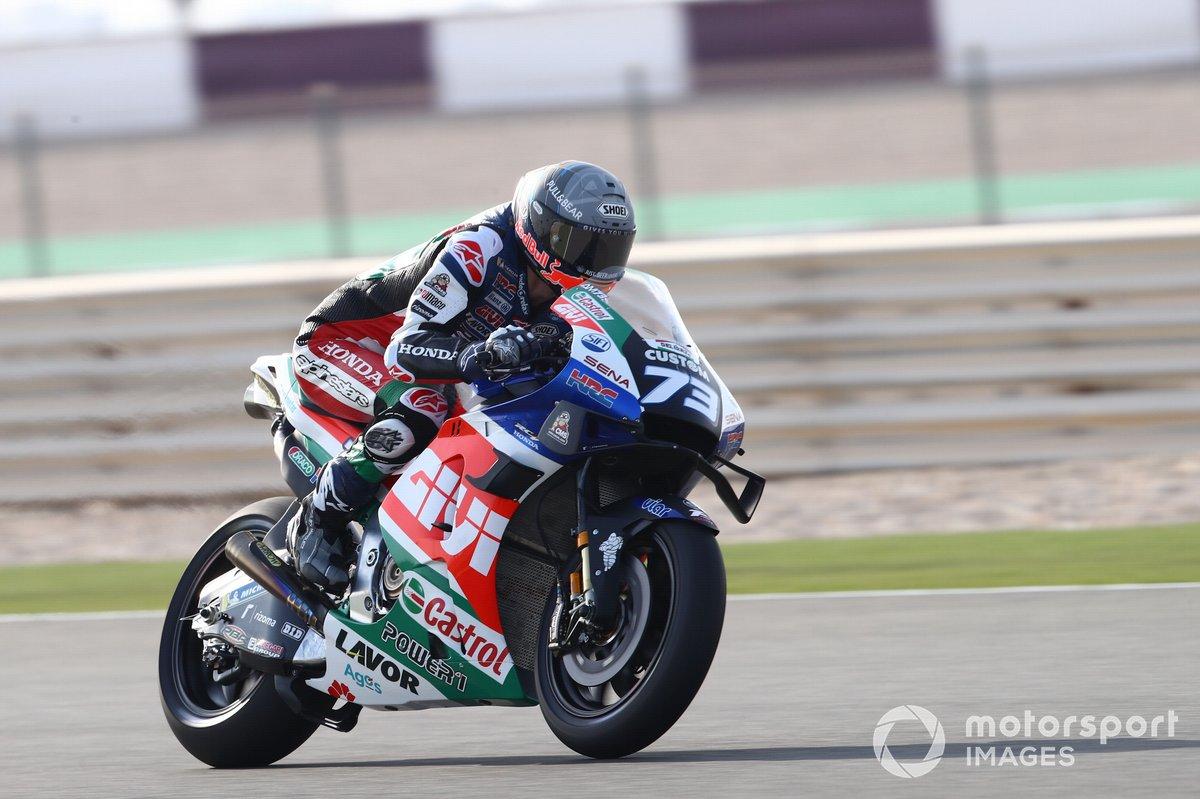 14º Alex Márquez, Team LCR Honda - 1'54.952