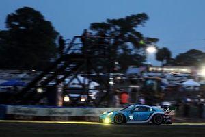 #16 Wright Motorsports Porsche 911 GT3R, GTD : Patrick Long, Trent Hindman, Jan Heylen