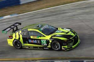 #14 : VasserSullivan Lexus RC F GT3, GTD : Jack Hawksworth, Aaron Telitz, Kyle Kirkwood