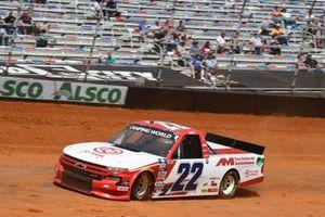 Austin Wayne Self, AM Racing, Chevrolet Silverado GOTEXAN/AM