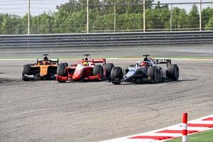 Nikita Mazepin, Hitech Grand Prix, Mick Schumacher, Prema Racing and Jack Aitken, Campos Racing